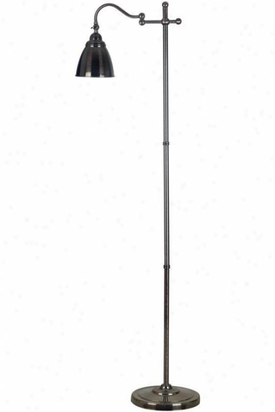 """""""alexander Floor Lamp - 59""""""""h, Bronze"""""""