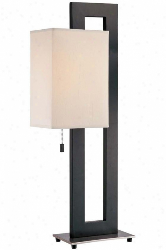 Benito Table Lamp - Largd, Black