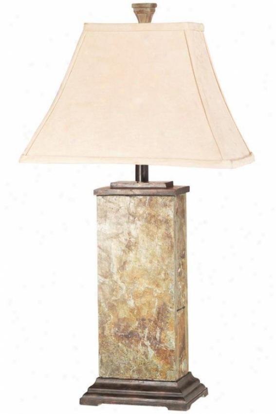 """""""bennington Stand  Lamp - 29""""""""h, Beige"""""""