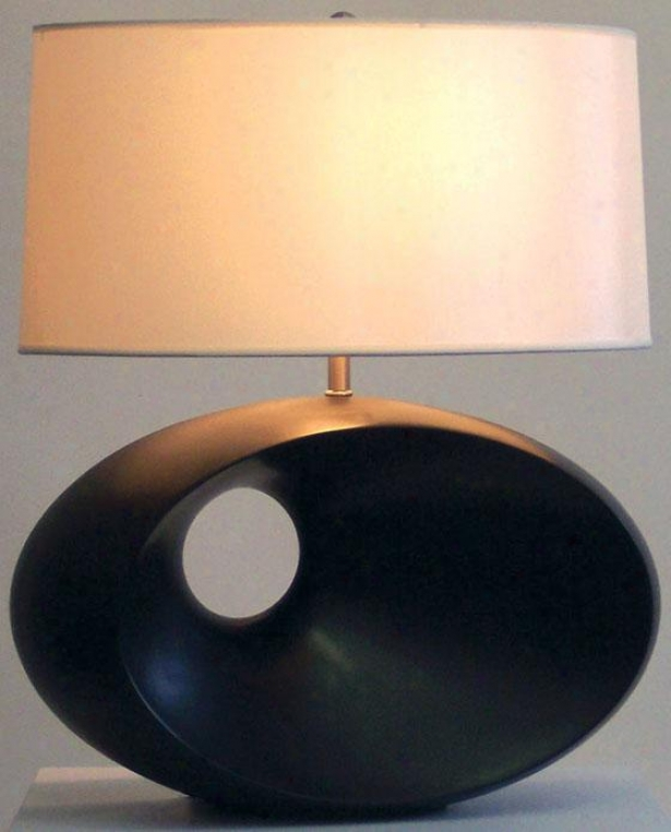 """""""convergence Table Lamp - 22""""""""h, Brown"""""""