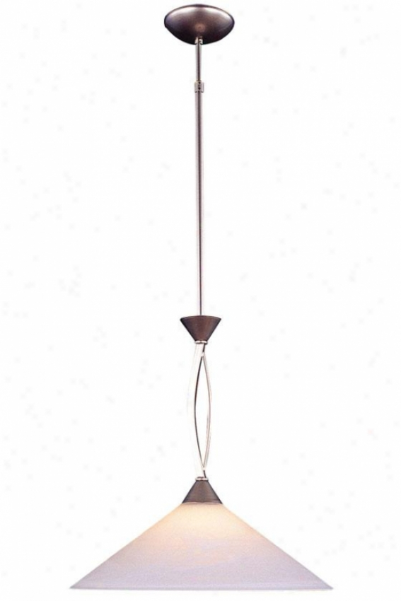 Ellison Pendant - 1-light, Siiver