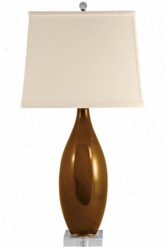 """""""emma Table Lamp - 29""""""""hx13""""""""w, Bronze"""""""