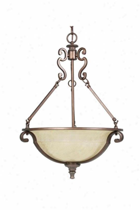 Home Decorators Collection Fairview Pendant - 3 Light, Bronze