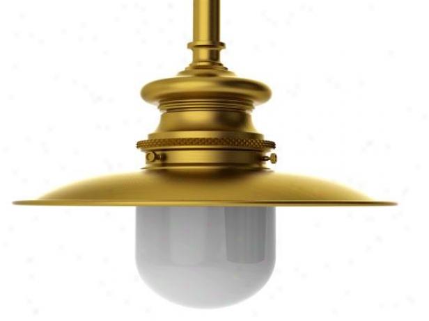 Home Decorators Collection Miners Lantern Mini Pdndant - Large 1 Light, Bronze