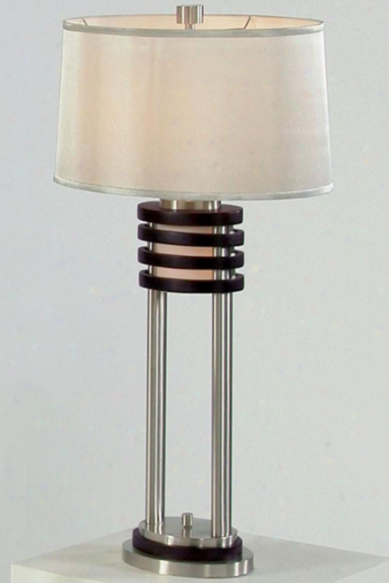 """""""kobe Iii Table Lamp - 29""""""""h, Brown"""""""