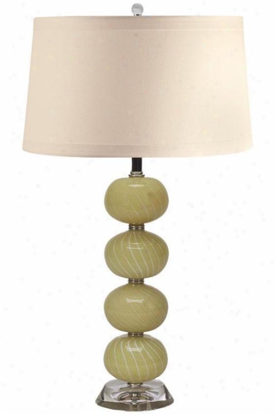 """""""lafayette 27""""""""h Table Lamp - 29""""""""hx14""""""""w, Yellow"""""""