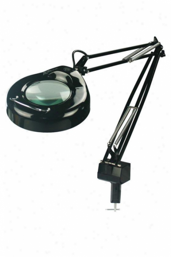 Magnify-lite 5-diopter Magnifier Light - Five Diopter, Black