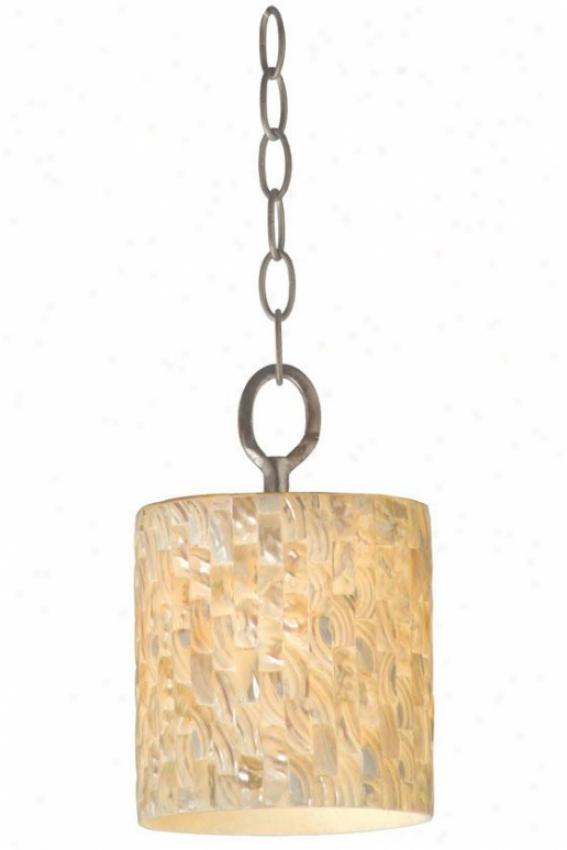 Naturals Chain Pendant - Chain, Terra Silver