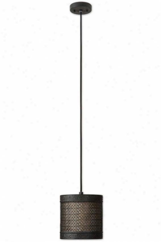 New Orleans Mini Shade - 1 Light/mini, Black