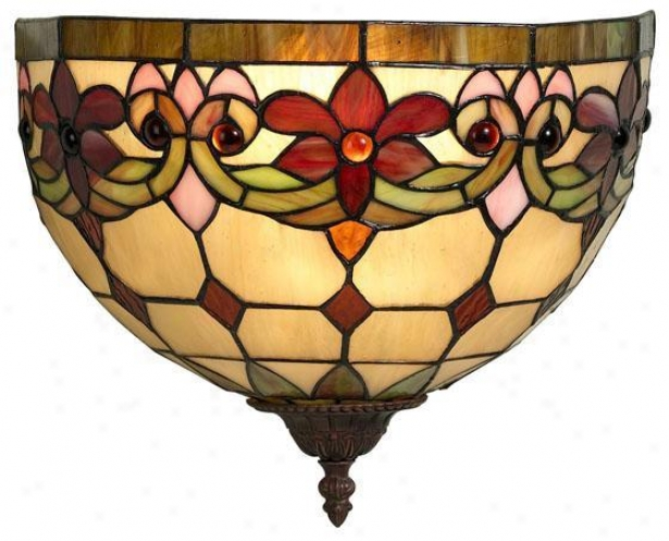 Oyster Bay Solstice Wall Sconce - Wall Sconce, Multi