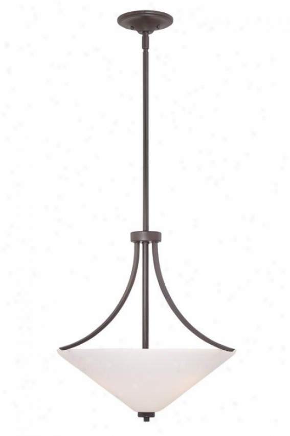 Priscilla 3-light Mini Pendant - 3-light/bowl, Westerly Bronze