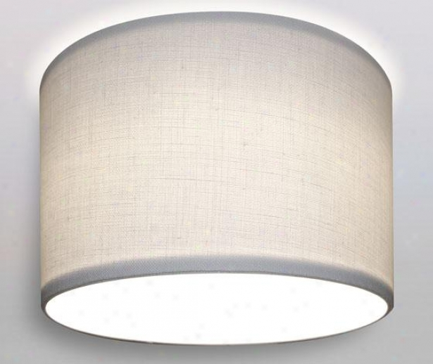 """""""recessed Lighting Can Shade - 7""""""""h X 5""""""""d, White"""""""