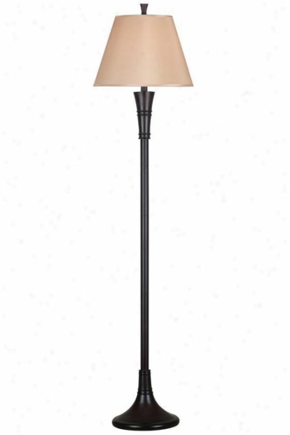 """""""rowley Floor Lamp - 63""""""""hx15""""""""d, Bronze"""""""