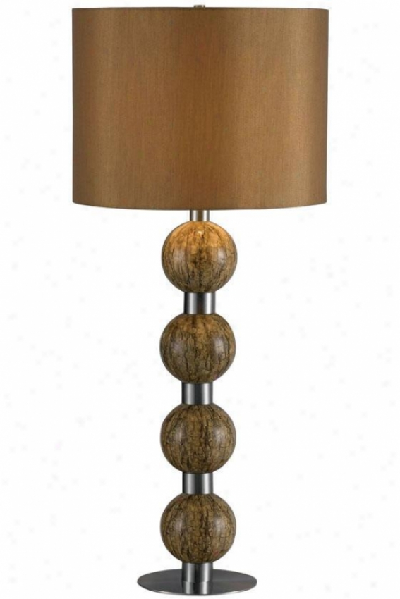"""""""sector Synopsis Lamp - 30""""""""h, Marble"""""""