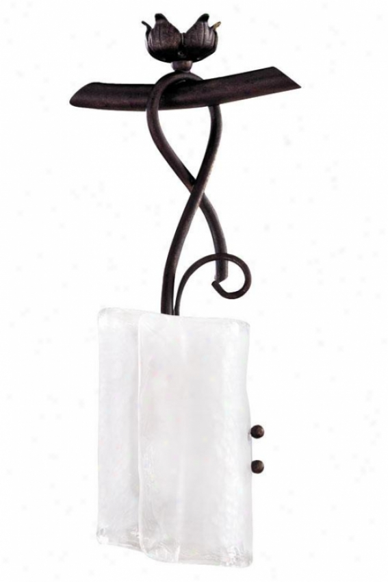 Somerset Pendant - 1-light, Fr Cl/gldn Grpt