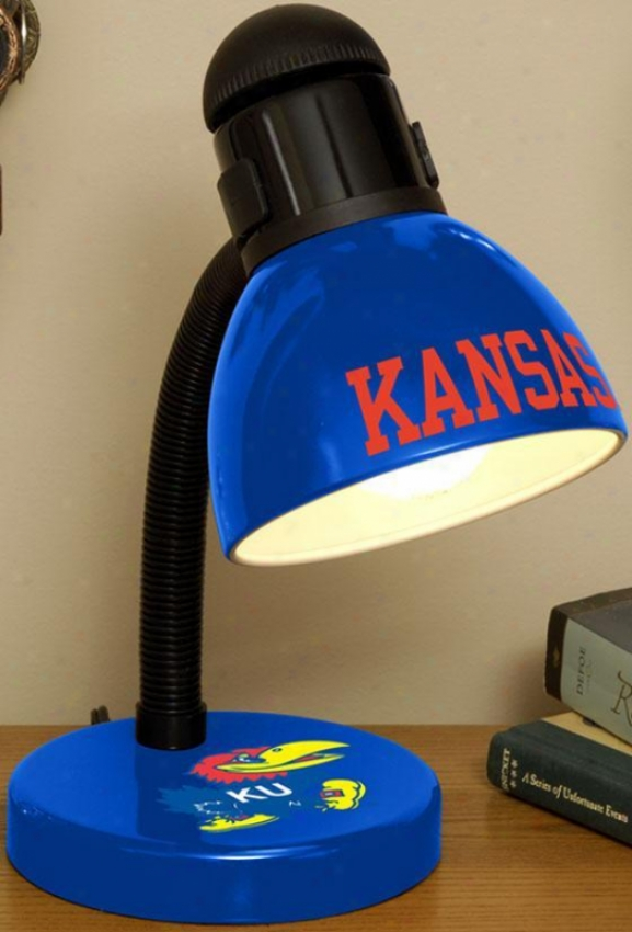 Sports Team College Desk Lamp - Society Teams, Royal Blue