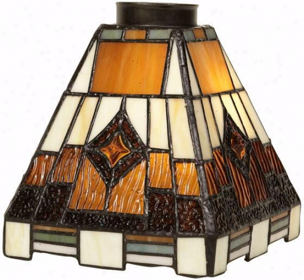 """tacoma Fa nVanity Light Shade - 2.25"""" Neck, Tacoma"""