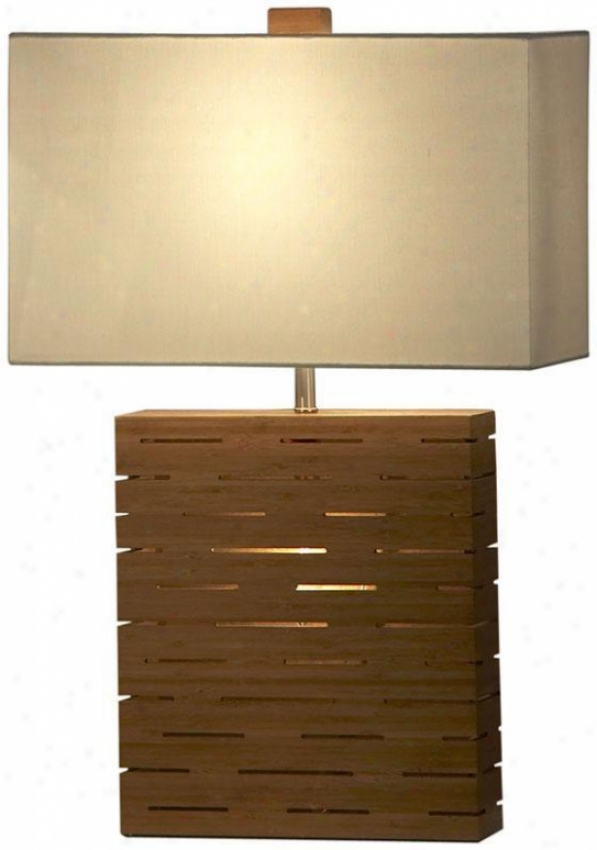"""trenton Table Lamp - 24""""hx16""""w, White"""