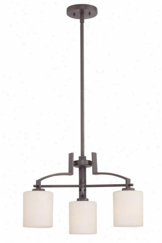 Truman 9-light Chandelier - 9-light, Western Bronze