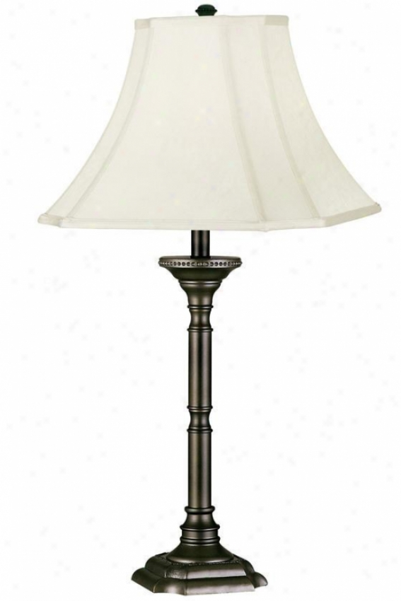 """""""wentworth Table Lamp - 31""""""""h, Brown"""""""