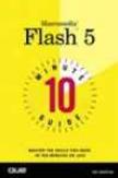 10 Minute Guide To Macromedia Flash 5, Afobe Reader