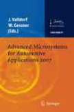 Advamced Microsystems For Automotive Applications 2007