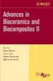 Advances In Bioceramics And Biocomposites Ii