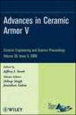 Advances In Ceramic Armor V