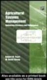 Agricultural Systems Management