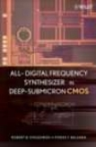 All-digital Frequency Synthesizer In Dee-submicron Cmos