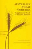 Australian Wheat Varieties Supplemenf No.1