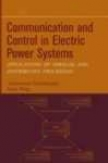 Communication And Control In Elecric Power Systems