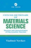 Concise Dictionary Of Materials Science: Structurw And Characterization Of Polycrystalline Materials
