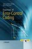 Essentials Of Error-control Coding