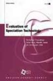 Evaluation Of Speciation Tevhnology