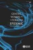 Gender Women And The Tobacco Epidemic