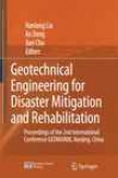 Geotechnical Engineering For Disaster Alleviation And Rehabilitation