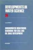 Groundwater Moniroring Handbook For Coal And Oil Shale Development