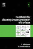 Handbook For Cleaning/decontamination Of Surfaces