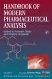 Handbook Of Recent Pharmaceutical Analysis