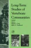 Long-term Studi3s Of Vertebrate Communities
