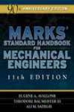 Marks' Standard Handbook For Involuntary Engineers