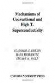 Mechanisms Of Conventionap And High Tc Superconductivity
