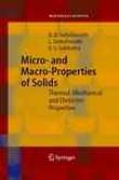 Micro- And Maccro-properties Of Solids