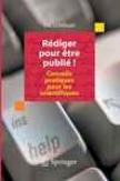 Rdiger Pour Tre Publi!: Conseilq Pratiques Pour Les Scientifiques (french Edition)