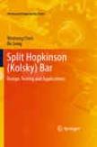 Split Hopkinson (kolsky) Obstacle