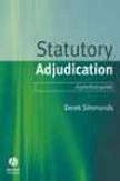 Statutory Adjudication
