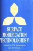 Surace Modification Technologies V