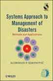 Systems Approach Tp Management Of Disasters