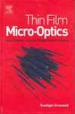 Thin Film Micro-optics